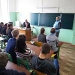 выступление Сигуля С.Н. (инспектор сельской администрации)
